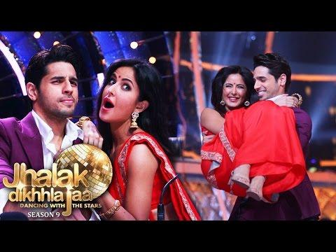 Jhalak Dikhla Jaa 9 | Baar Baar Dekho Special | Sidharth Malhotra & Katrina Kaif