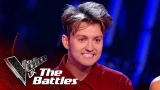 Olly Murs Steals Jimmy Balito | The Battles | The Voice UK 2019 thumbnail