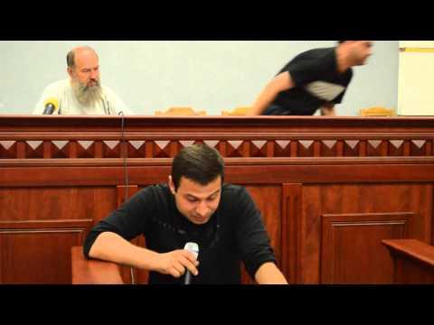 Заседание Верховного Совета ДНР 6.06.2014 Session of the Supreme Council of  Donetsk Republic