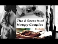 10 secrets of happy couples