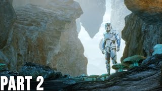 Mass Effect: Andromeda - 100% Walkthrough Part 2 [PS4] – Priority Op: Planetside