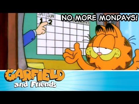 No More Mondays! – Garfield & Friends