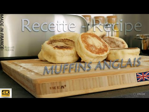 recette-muffins-anglais-facile/rapide-sans-four---easy-and-quick-english-bread---robot-kenwood-chef