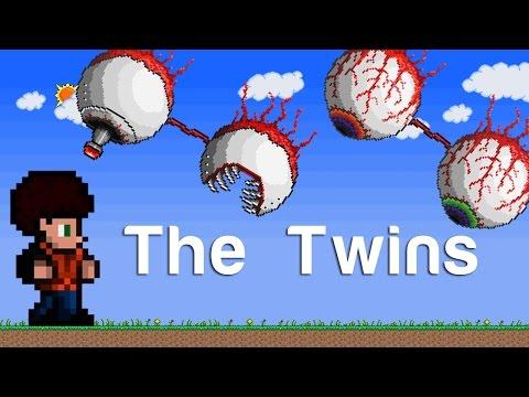 Terraria Xbox - The Twins [111]