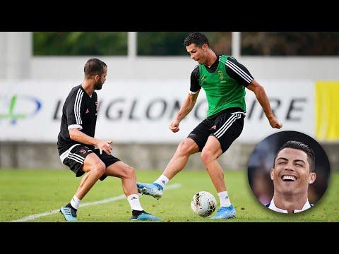 When Cristiano Ronaldo Annihilate His Teammates in Training