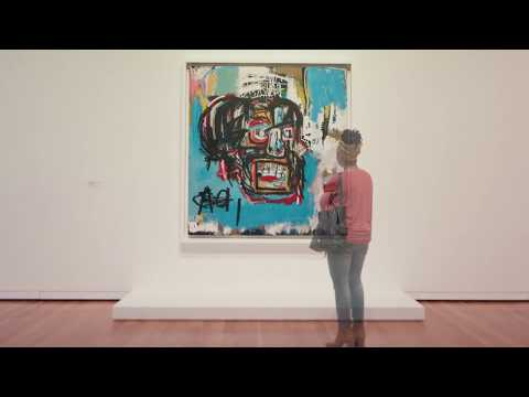Art Zone: Jean-Michel Basquiat's Electrifying $110.5 Million Painting At SAM