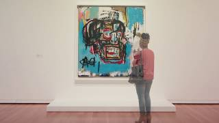 Art Zone: Jean-Michel Basquiat's electrifying $110.5 million painting at SAM