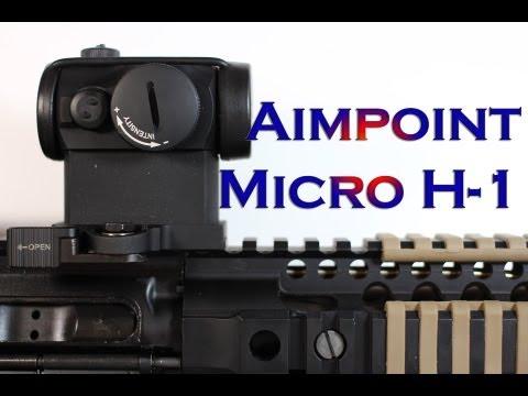 Aimpoint Micro H-1 2MOA