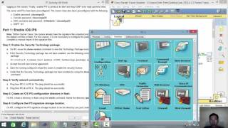 ccna security 5 4 1 2 packet tracer configure ios intrusion prevention system ips using cli