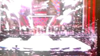 [FANCAM] 130309 Music Bank Jakarta All Artist Ending Bow