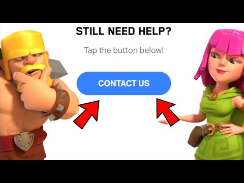 How To Connect With SUPERCELL - Contact Supercell
