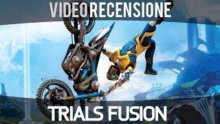 Trials Fusion - Video Recensione ITA Gameplay HD