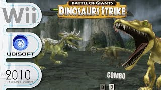 Combat of Giants: Dinosaurs Strike - Wii - Baryonyx Domination