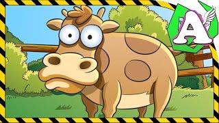 Говорят животные. Домашние животные для детей. Говорят животные. Животные на ферме Часть 1
