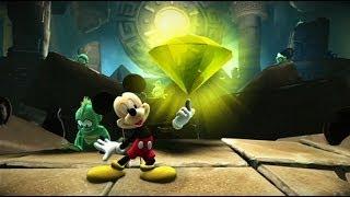 Gry dla dzieci - Myszka Miki - Pod Wodą - Castle of Illusion #4 Game Play