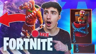 🔴 LIVE!! REAL VITTORY WITH THE INSCRIBES ON FORTNITE!! Pc