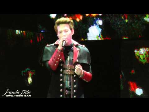 150117 2PM World Tour in Nanjing-Only One(JUN. K)