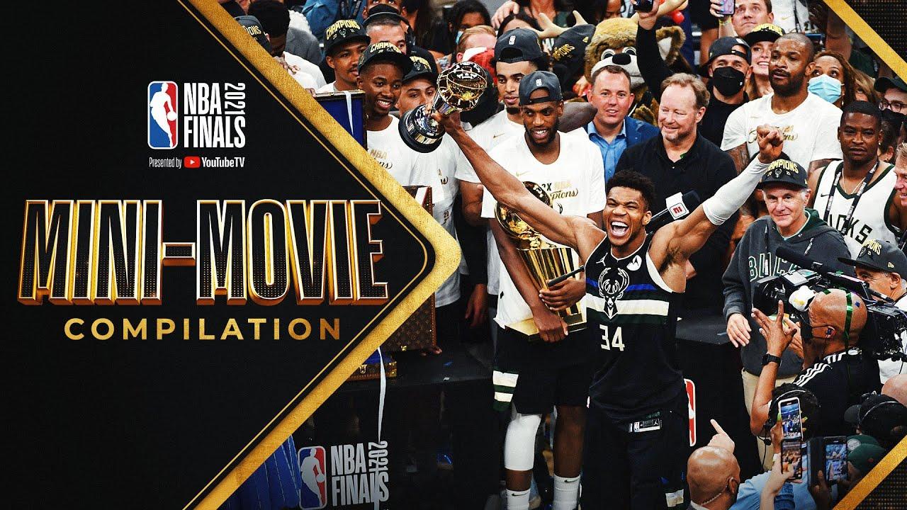 Download Suns vs. Bucks | 2021 NBA Finals MINI-MOVIE FULL Compilation 🏆