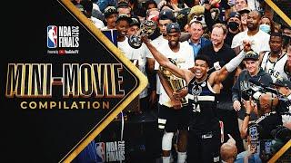 Suns vs. Bucks | 2021 NBA Finals MINI-MOVIE FULL Compilation 🏆