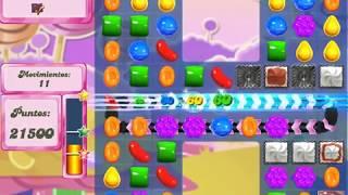 Candy Crush Saga - Nivel 628