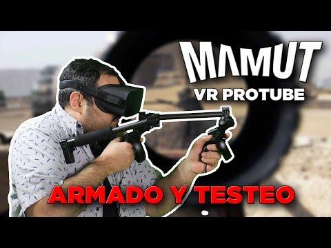 MAMUT Virtual Gunstock - Armado y Primeras impresiones