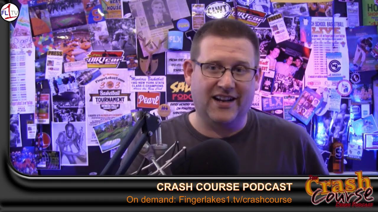 Tim Clark and Steve Cioppa ..::.. Crash Course #321