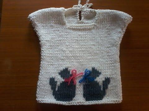 tuto tricot layette