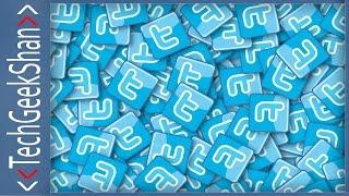 إنشاء حساب تويتر متعددة من بريد إلكتروني واحد