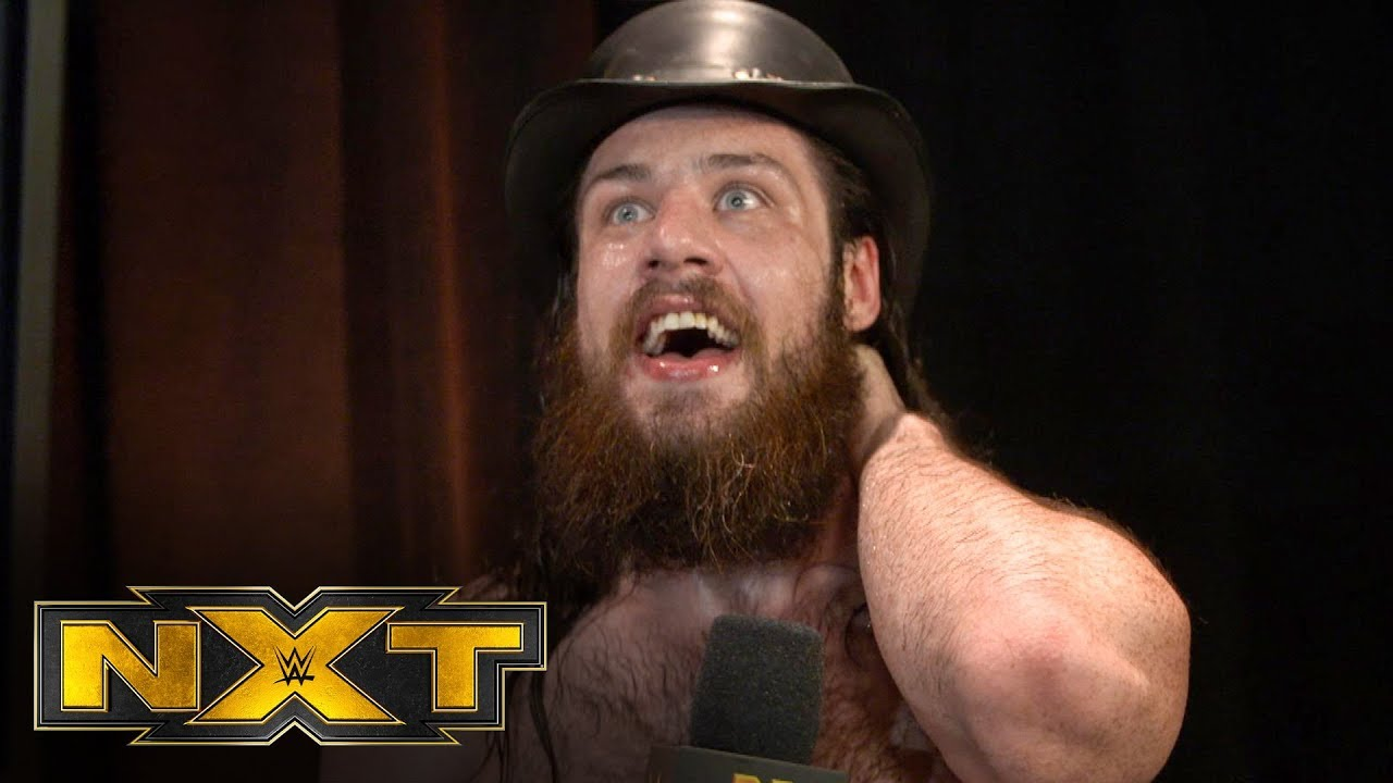Cameron Grimes revels in his win over Finn Bálor: NXT Exclusive, May 13, 2020 - YouTube