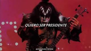 I Love It Loud - KISS   subtitulada al español