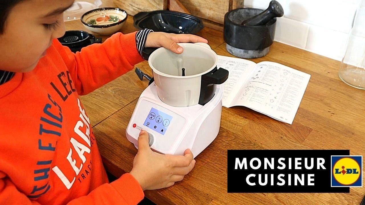 test monsieur cuisine edition plus 1