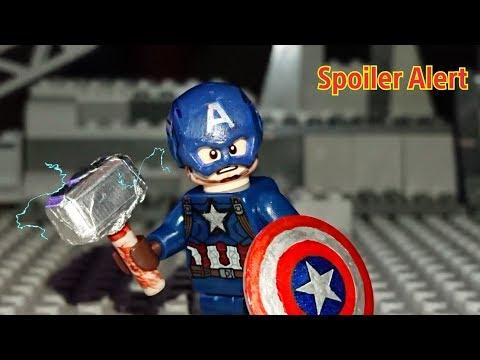LEGO Avengers Endgame #15