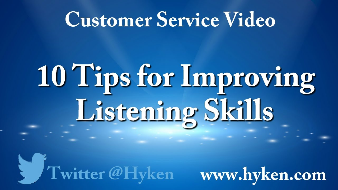 customer service tip 10 tips to improve your listening skills customer service tip 10 tips to improve your listening skills
