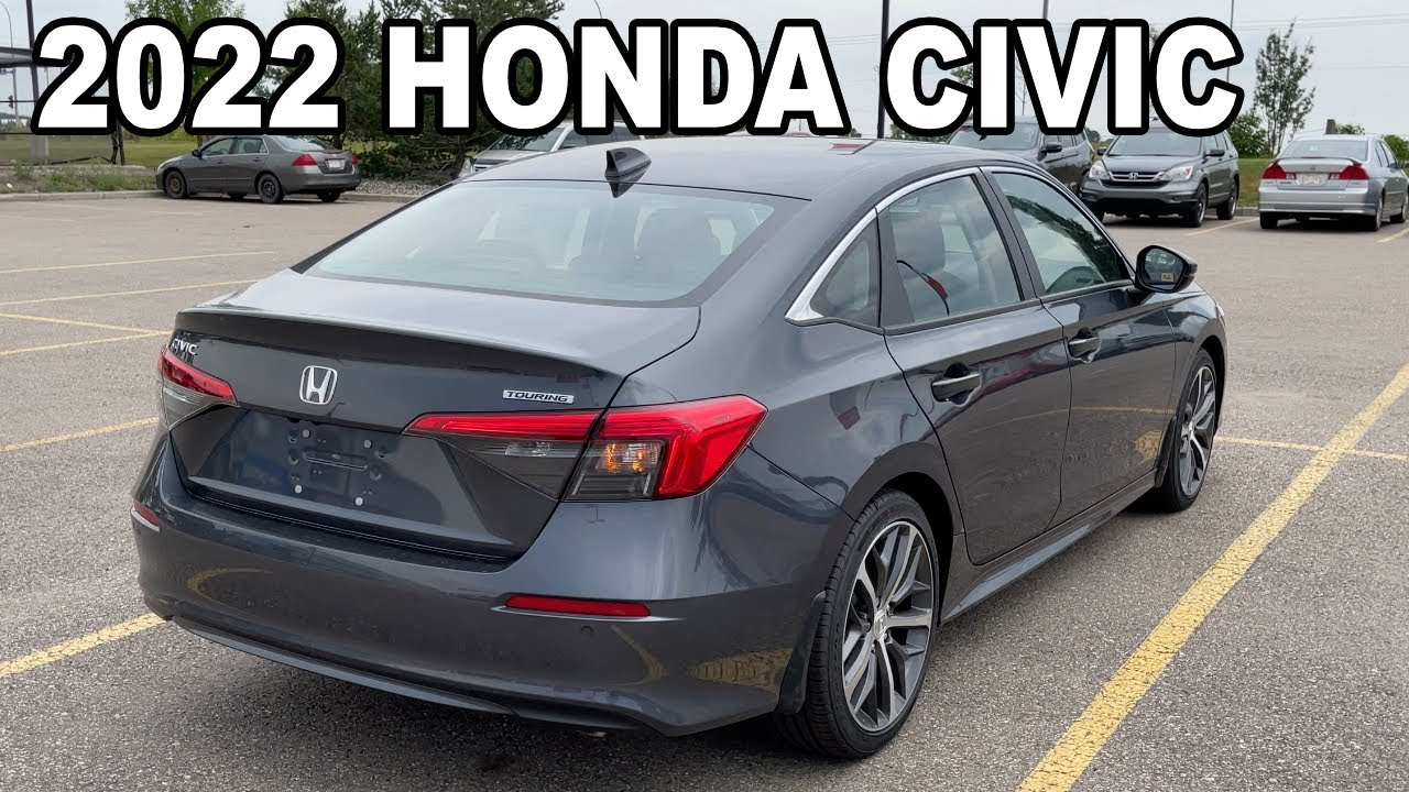 Here's 10 Cool 2022 Honda Civic Features!