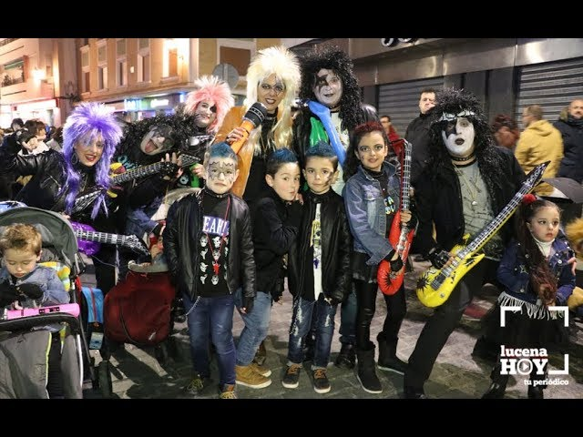 VÍDEO: Nuestro reportaje sobre el Pasacalles de Carnaval celebrado ayer. ¡Disfrútalo!