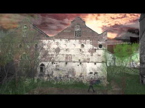 Derelict Reclamation - Landscape Architecture