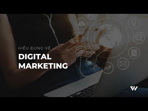 Digital Marketing Là Gì? Hiểu Đúng Về Digital Marketing - Giải Đáp Việt