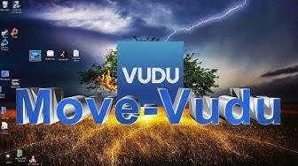 Vudu to go   folder relocation