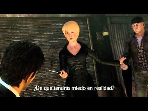 Uncharted 3: Drake's Deception - Katherine Marlowe trailer (Español)