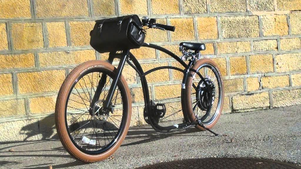 Basman 346 Electric Bike 500 1000w 48v Ocobike Ch