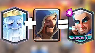 NEW MAGIC ARCHER?!? | Clash royale | NEW TROOP!!