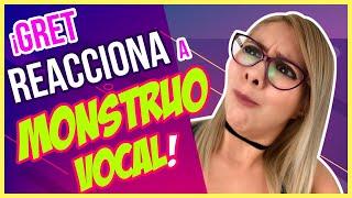 Baixar VOCAL COACH REACCIONA a MONSTRUO VOCAL | GRET REACCIÓN Impersonating singers 4 short cover KATRINA