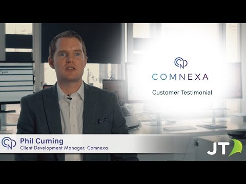 JT Cloud PBX Comnexa's story