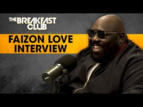 Faizon Love Trashes Dave Chappelle, Netflix Taking Over Hollywood  More