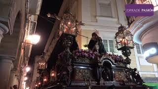 Stmo. Cristo de la Piedad y V. de las Lágrimas por S. Agustín y S. Francisco (S. Santa Cádiz 2019)