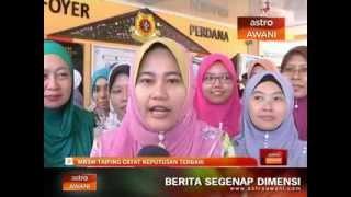 MRSM Taiping catat keputusan terbaik SPM 2014
