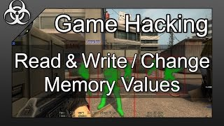 Game Hacking #2 - Reading & Writing / Changing Memory Address Values