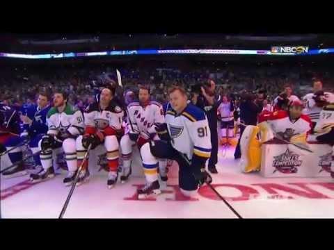 Матч звезд НХЛ 2015 конкурс буллитов