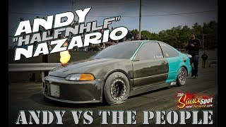 Andy vs The People: Import Revival 2018