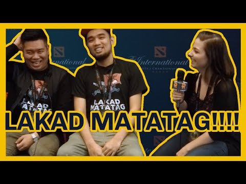 Lakad Matatag meaning? What does it mean?